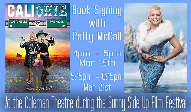 Book Signing with Patty McCall!