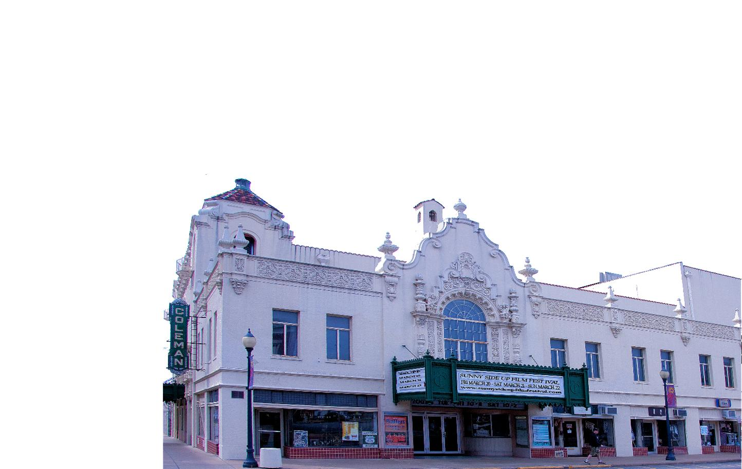 The Coleman Theatre