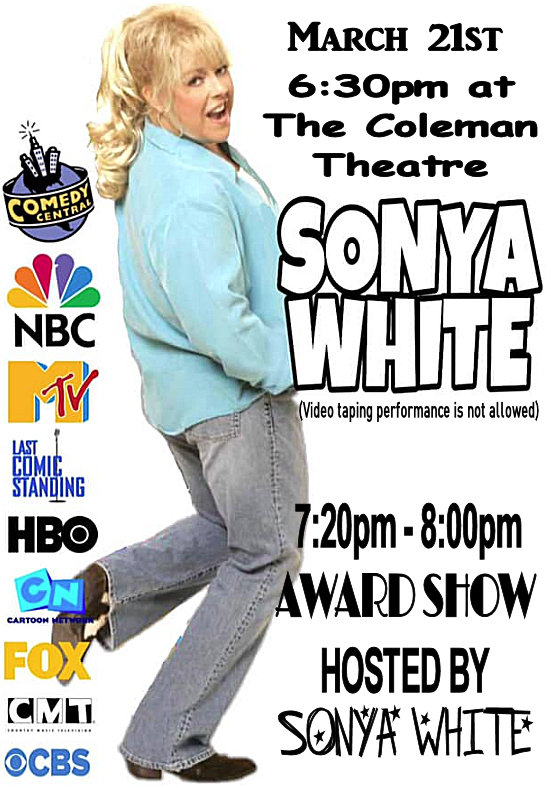 Sonya White Comedy